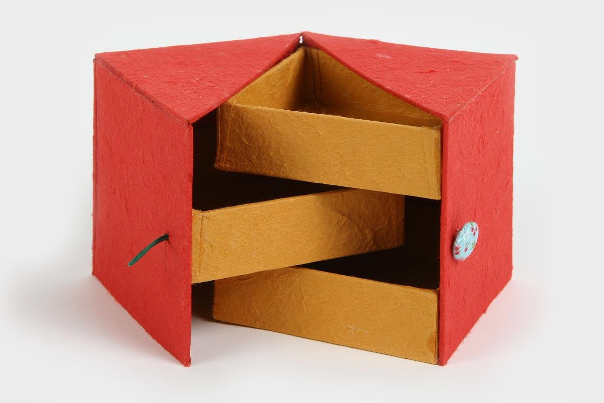 schachtel aus papier my blog. Black Bedroom Furniture Sets. Home Design Ideas